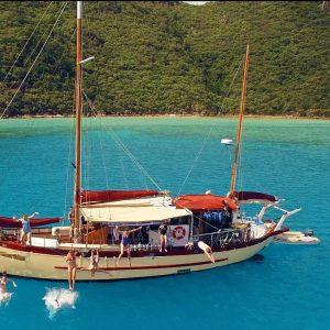 Whitsundays Sailing Overnight Trips