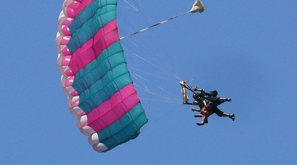 Skydive Airlie Beach, Queensland Australia