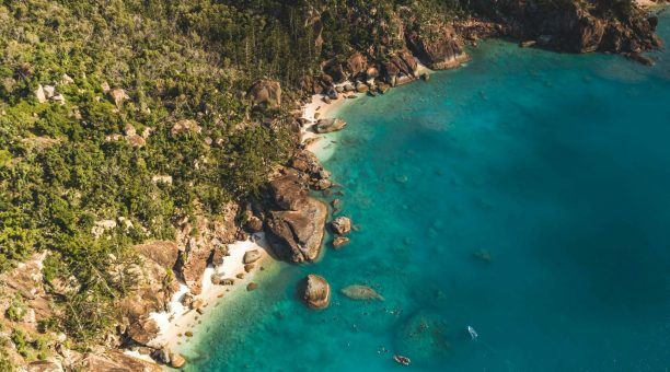 One of the many secluded Snorkelling locations you will get to explore